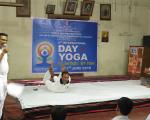 Int. Day of Yoga 21st June 2019