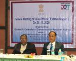 Review Meeting of CCA Offices_1